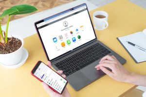 Reducing iCloud storage on a Mac an iPhone.