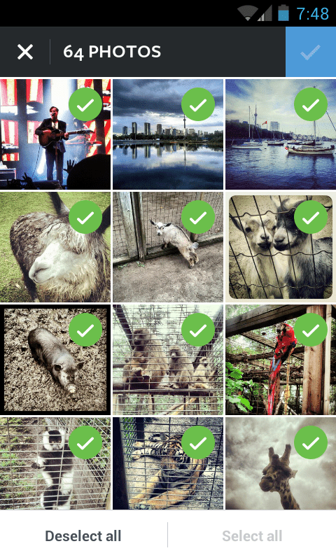 Edit Locations on Instagram Photo Map