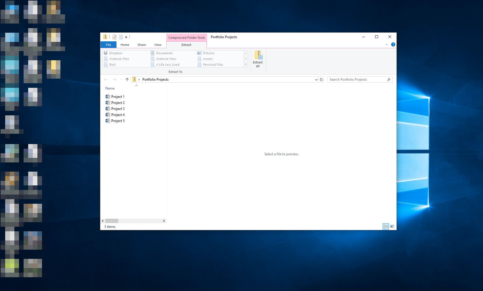 How to Create and Use a ZIP File