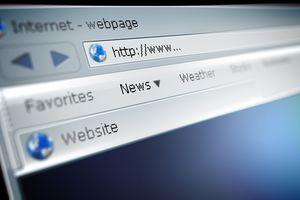 A screenshot of the address bar of a web browser.