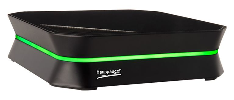 hauppauge hd pvr 2 capture software