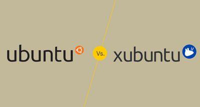 Ubuntu vs Xubuntu