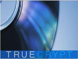 TrueCrypt file encryption