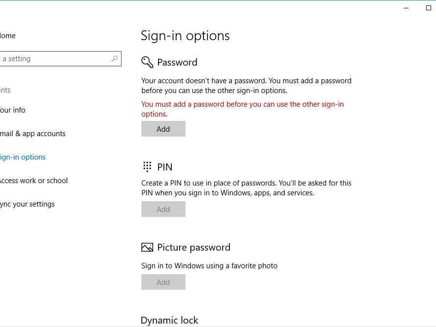 how to disable password hint on windows 7
