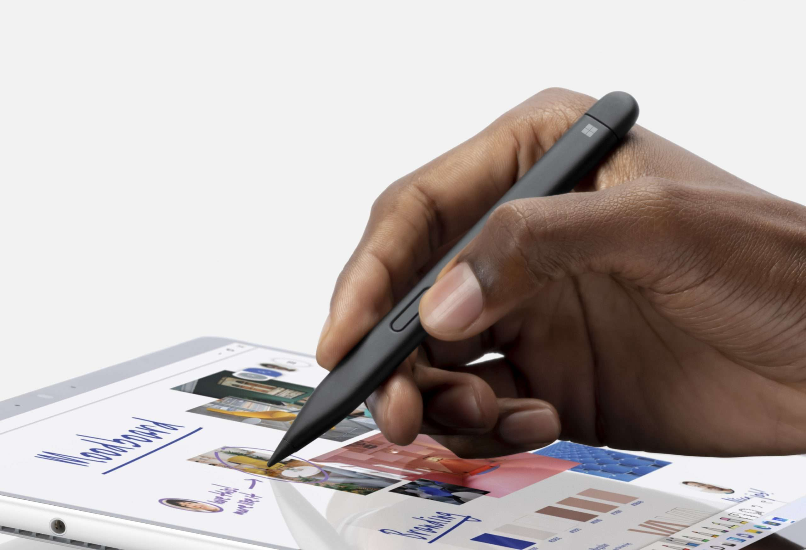 The Microsoft Surface Pen 2