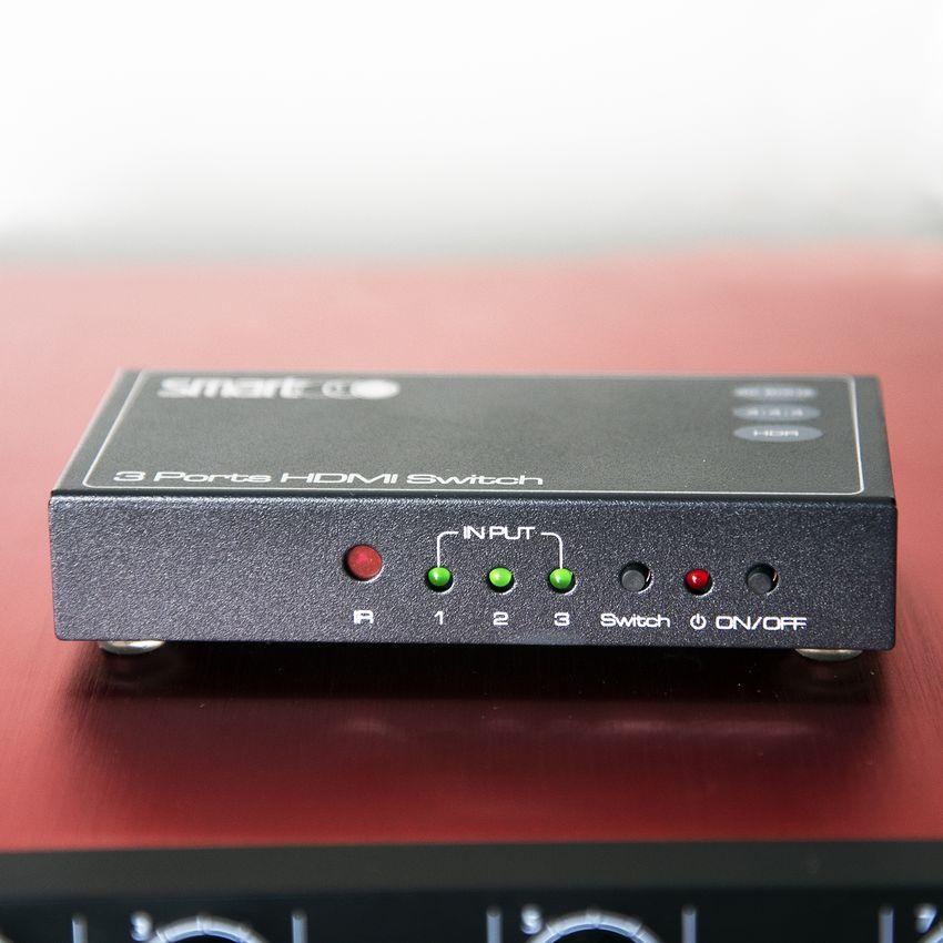 Smartooo 23031 HDMI Switcher