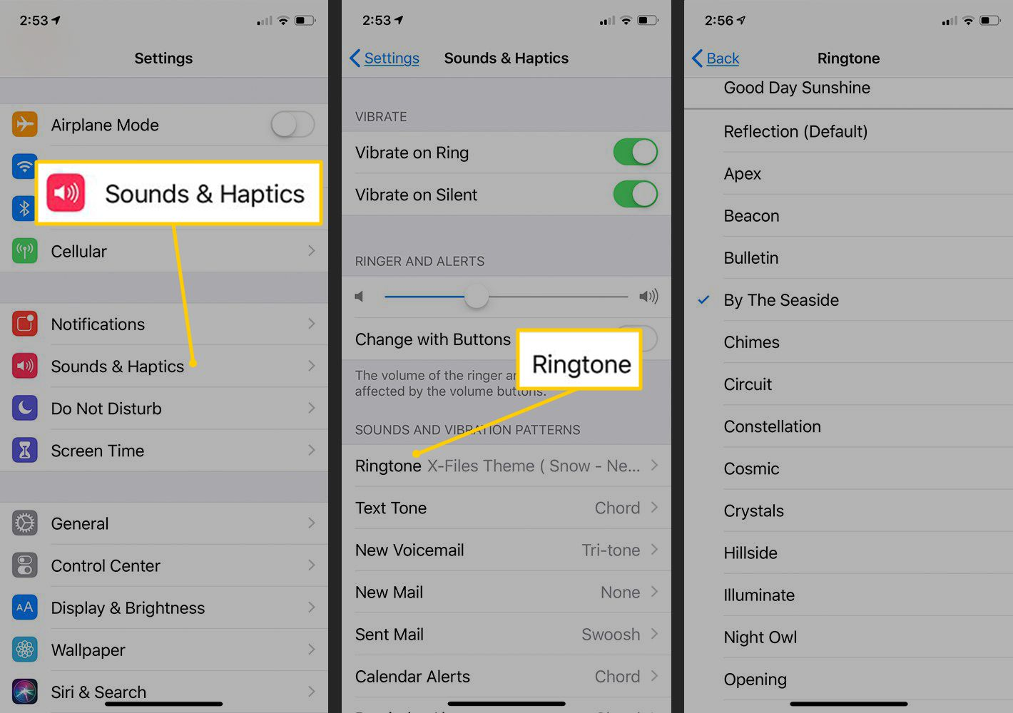 How to Set Unique Ringtones for Each Contact on Your iPhone