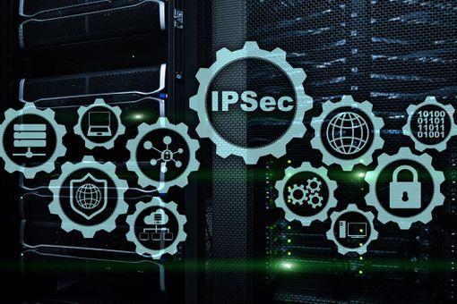 IPSec concept immage