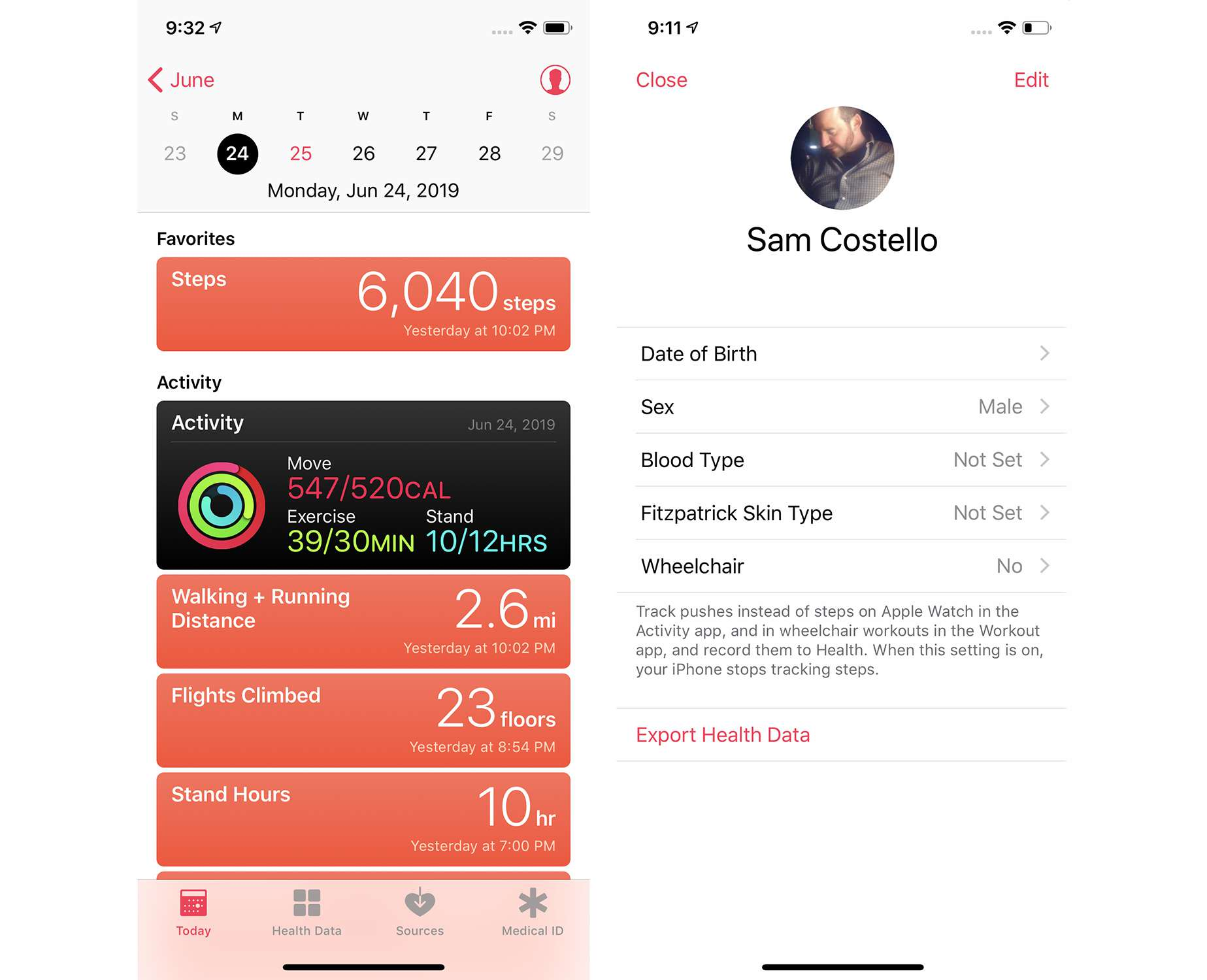 How to Use the Apple Health App
