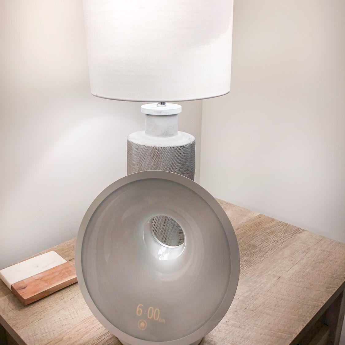 Philips Somneo HF3650/60 Sleep and Wake-Up Light Therapy Lamp