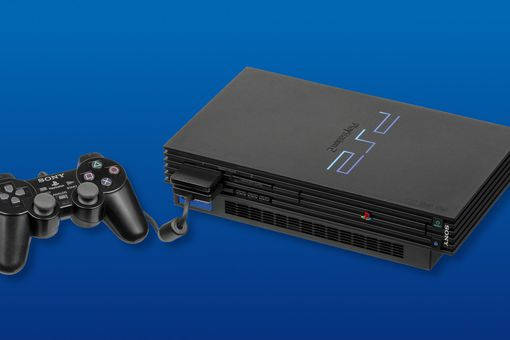 PlayStation 2 game console