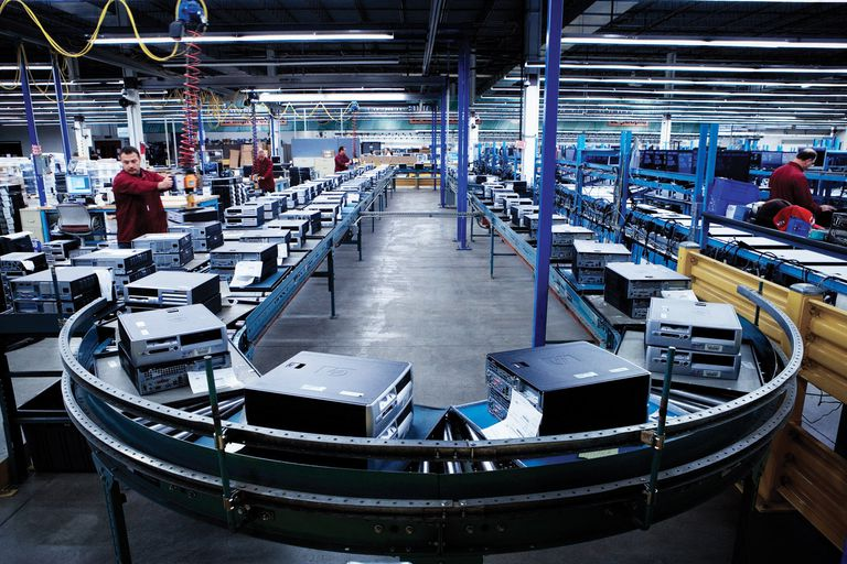 HP Refurbishment Facility