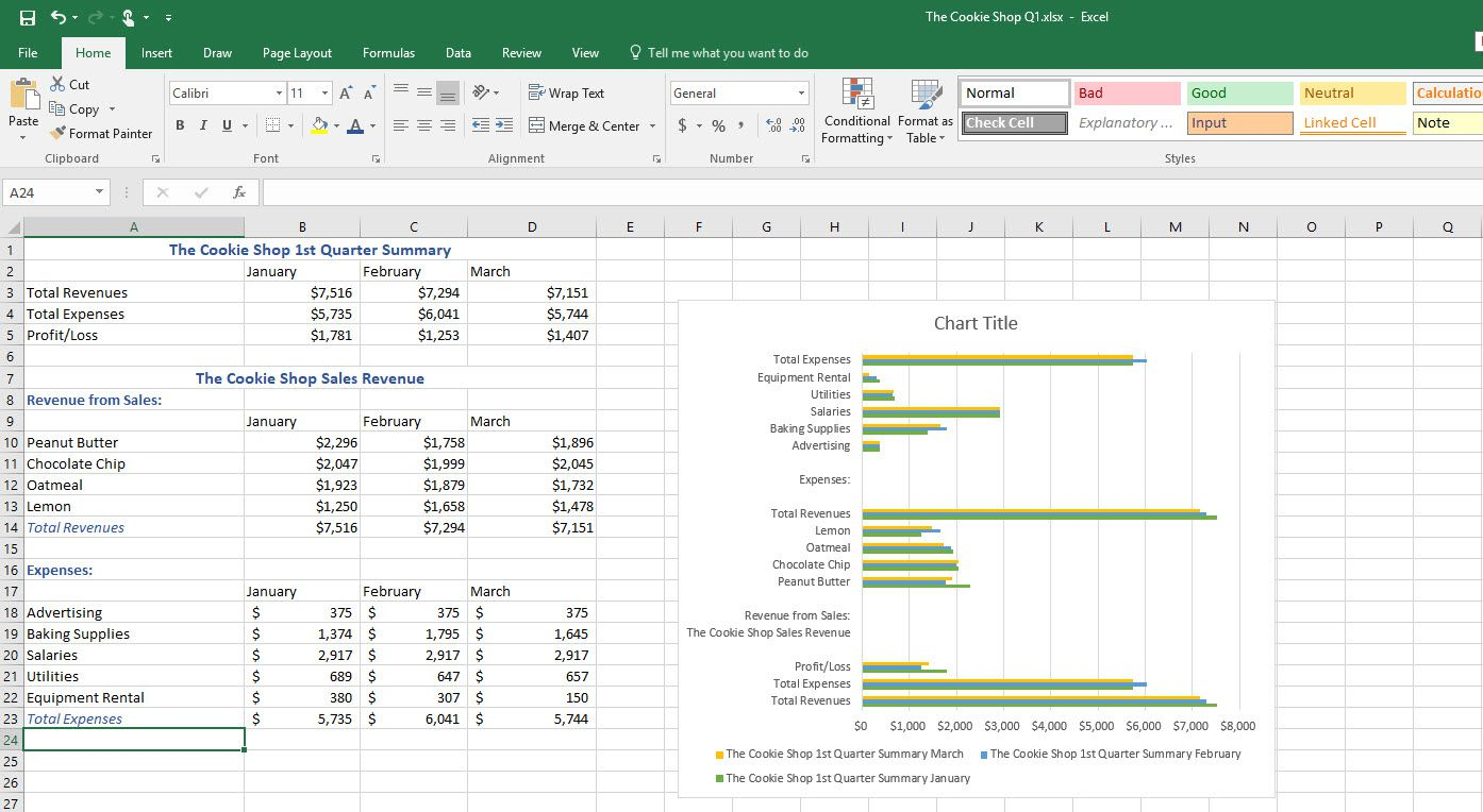 What Is Microsoft Excel And What Does It Do?