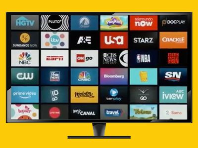 A selection of apps available in the Apple TV App Store.