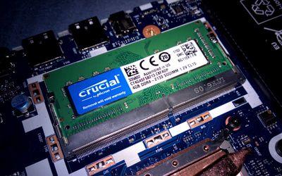 Laptop RAM SO-DIMM