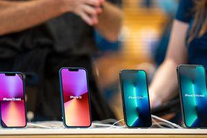 iPhone 13 lineup