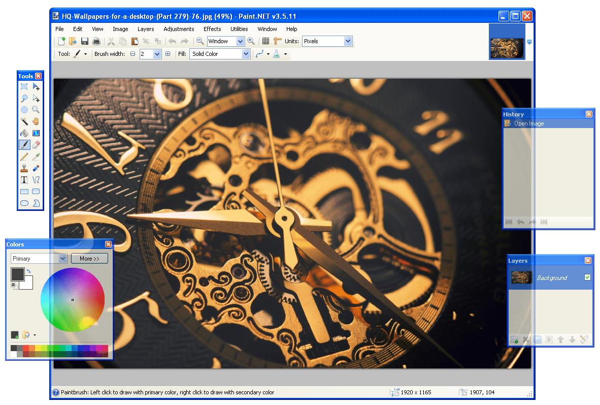 10 Free Photo Editing Programs