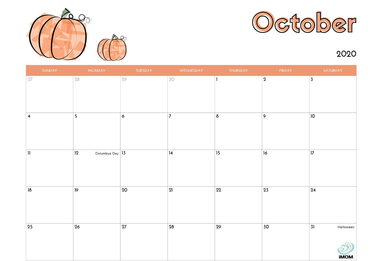 iMOM free calendar downloads