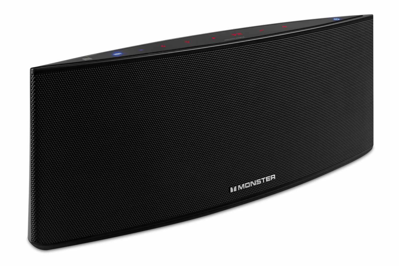 The Monster S3 speaker in black