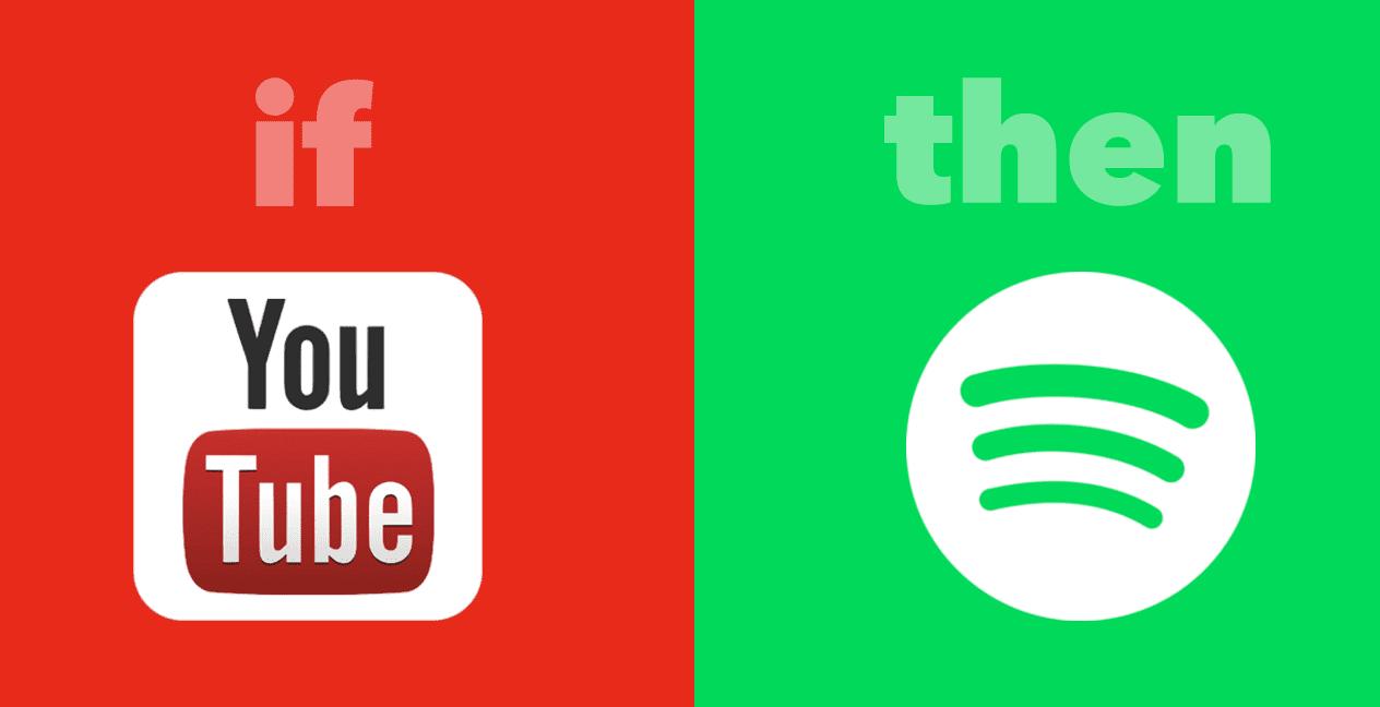 Spotify YouTube screenshot