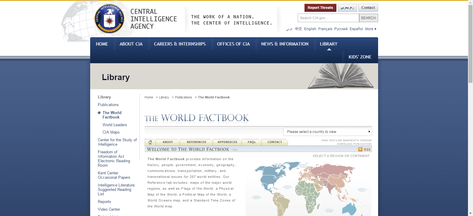 Top 20 Essential U S  Government Web Sites