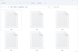 DO files in Windows 11