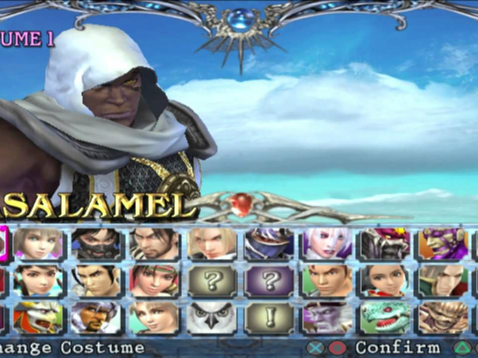 Soul Calibur 3 Cheats And Unlockables For Playstation 2