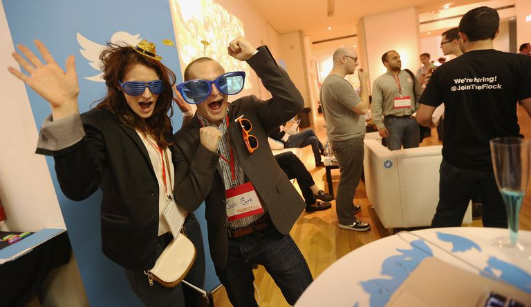 New York Tech Companies Host Unconventional Job Fair (2013)