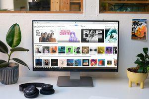 Apple Music in iTunes on Windows 10