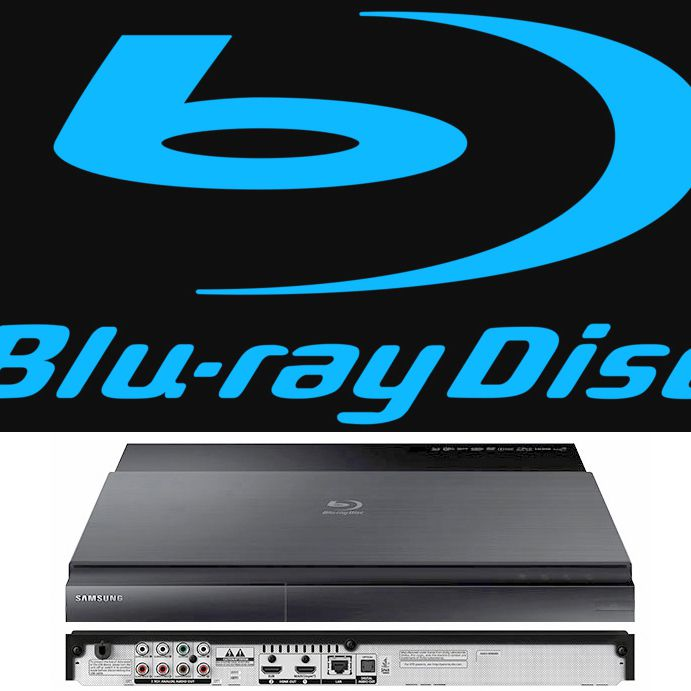 samsung blu ray player android app