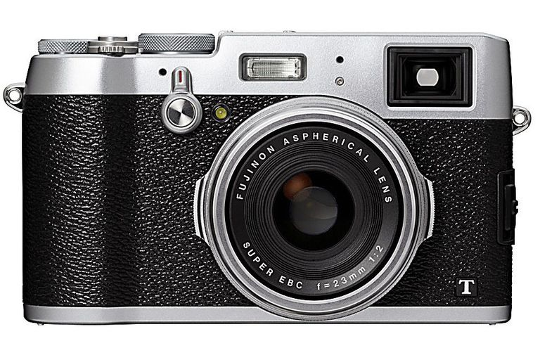 The Fujifilm X100T