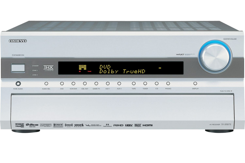 Onkyo TX-SR875 THX Certified Home Theater Receiver