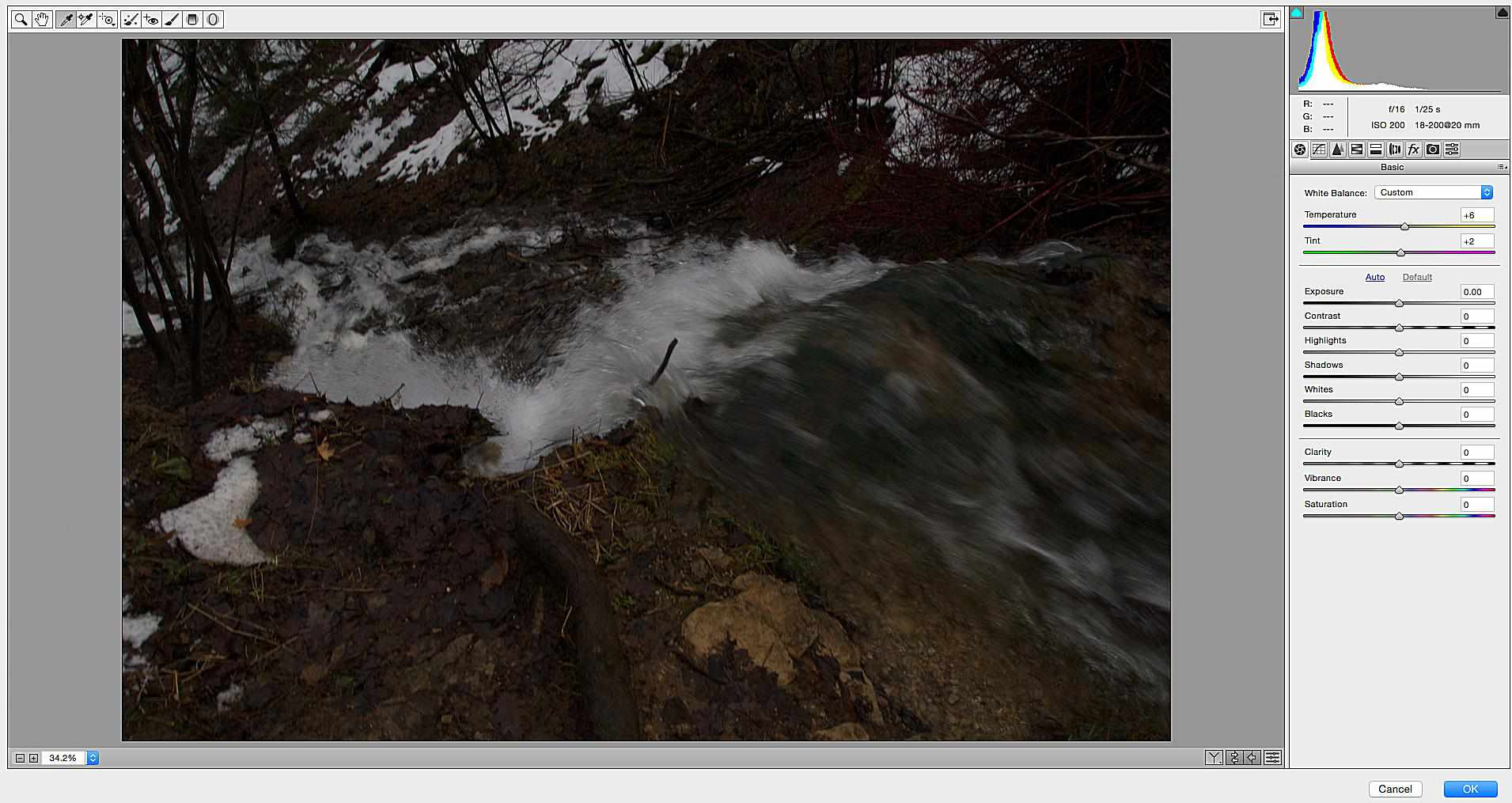 open raw images in photoshop