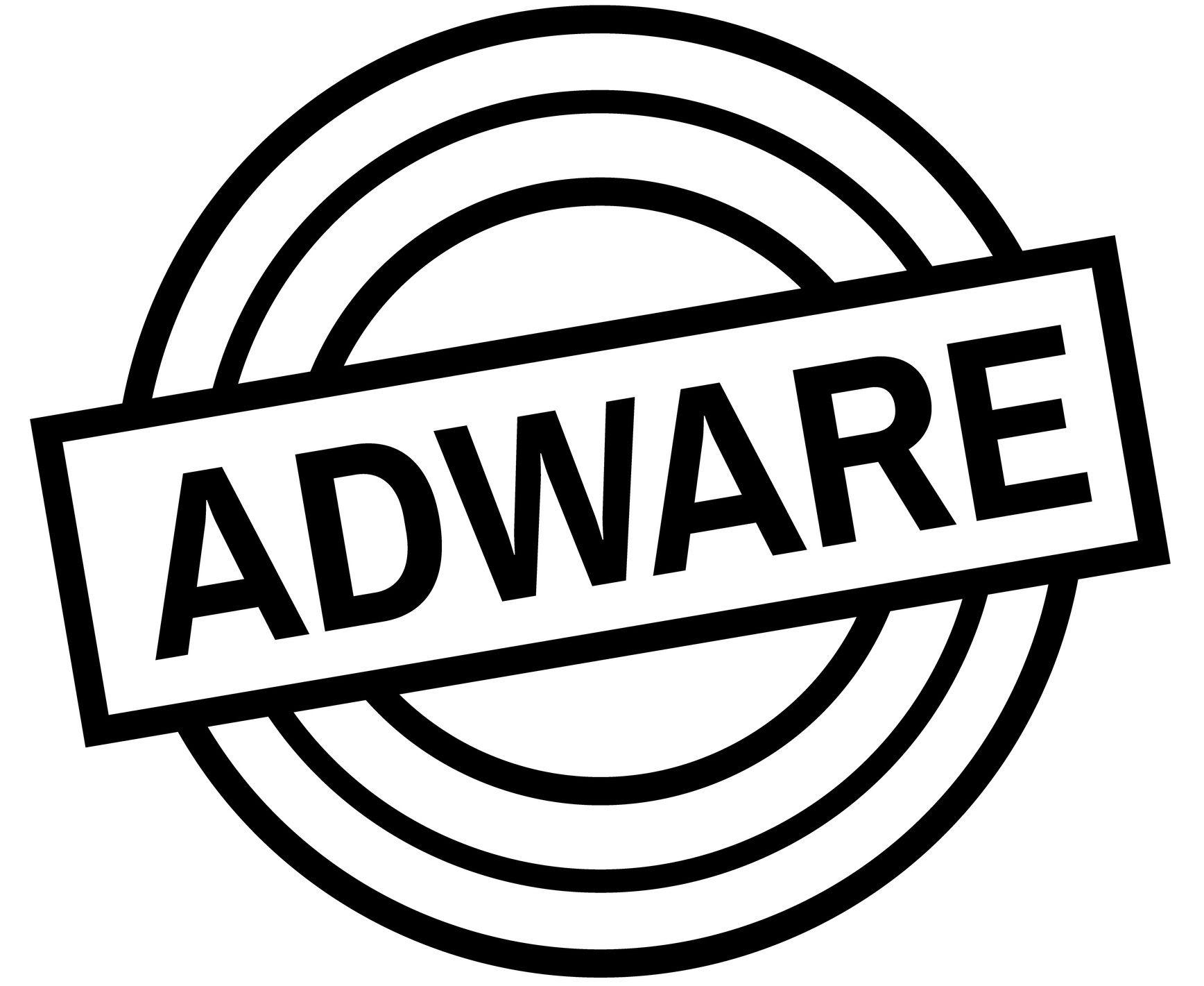 Adware image