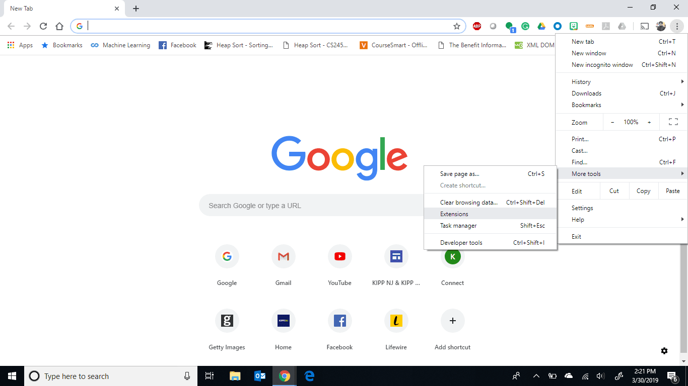 How to Fix A Google Chrome Black Screen Issue