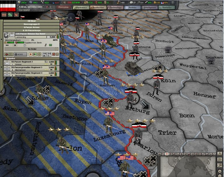 Top world war ii video game series hearts of iron world war ii games gumiabroncs Image collections
