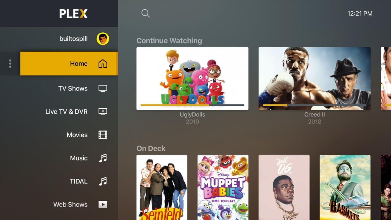 flex app interface