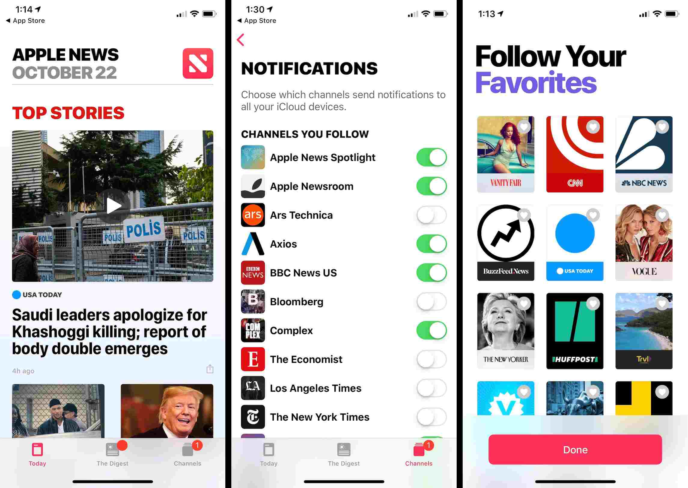 How to Use the Apple News App