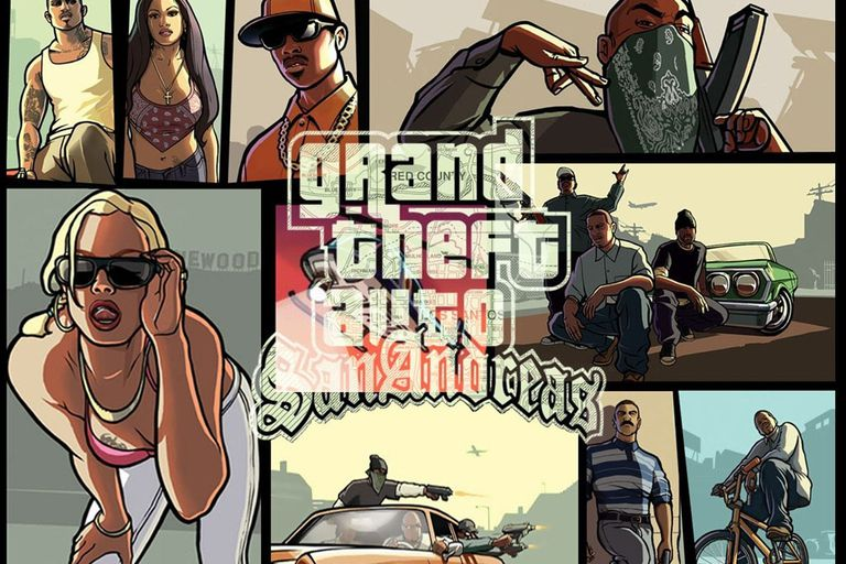 GTA: San Andreas Hot Coffee Mod Unlock Codes for PS2