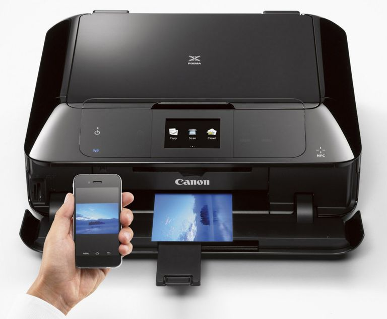 Canon Pixma Mg7520 Photo All In One Inkjet Printer