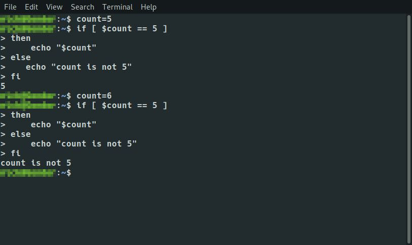 How to Write a Bash IF-Statement (Conditionals)