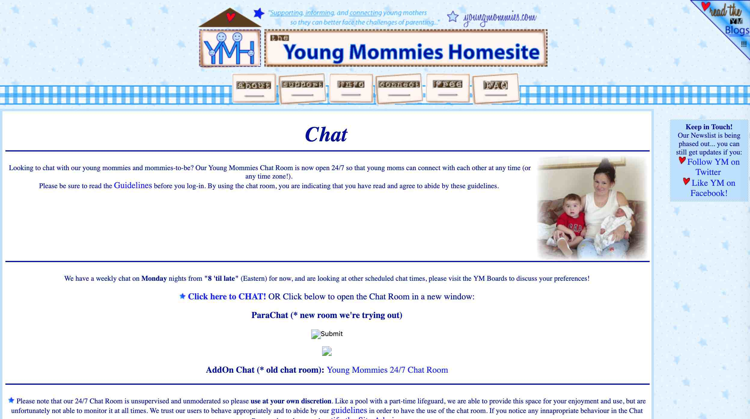 10 Great Sites for Chatting with Other Moms in 2019