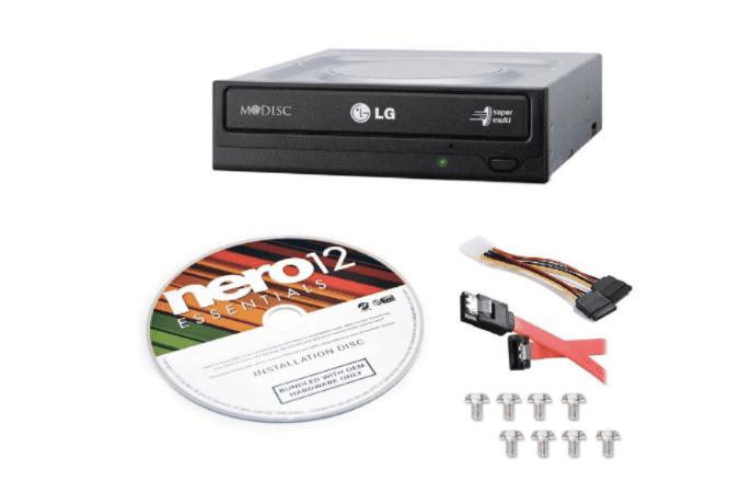 Lg Super Multi Dvd Recorder Drivers For Mac