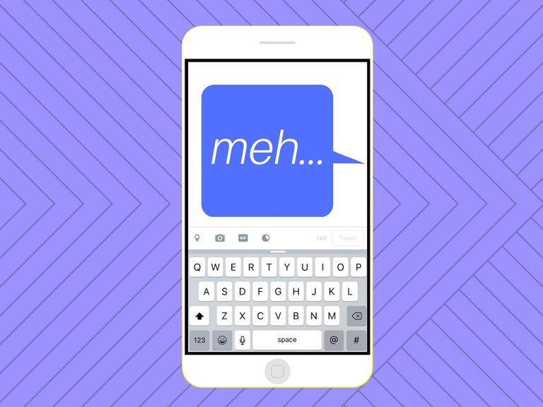 How Do You Define 'Meh'?