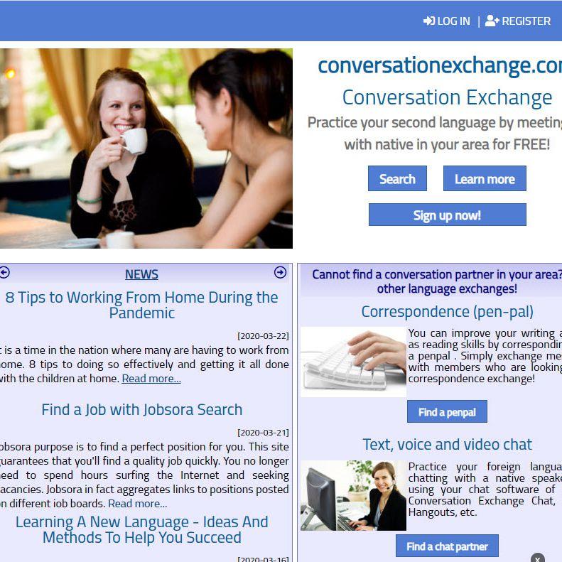 Votre site de discussion, chat et rencontre
