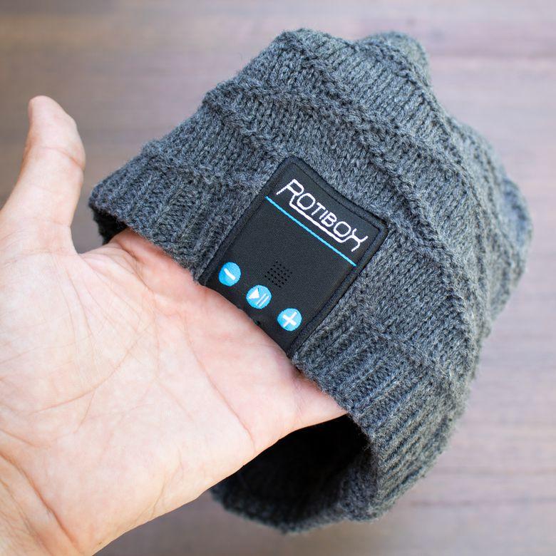 Rotibox Bluetooth Beanie Hat