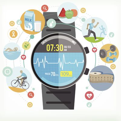 Smart watch for Healthy life