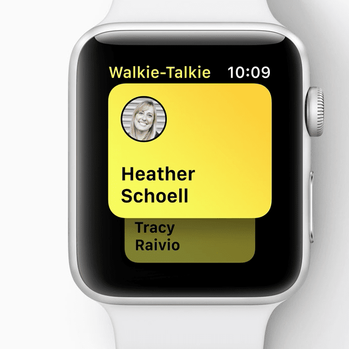 How to Use Walkie-Talkie on Apple Watch watchOS 5