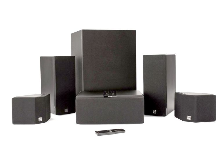 Enclave CineHome HD 5.1 Wire-Free Home Theater System