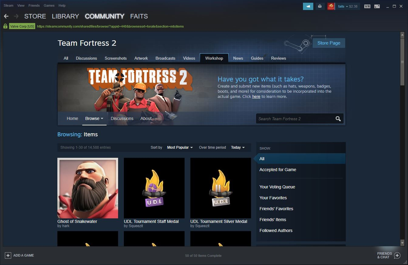 Everything You Need to Know About Steam Workshop